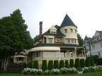 Victorian house on West Bluff Drive