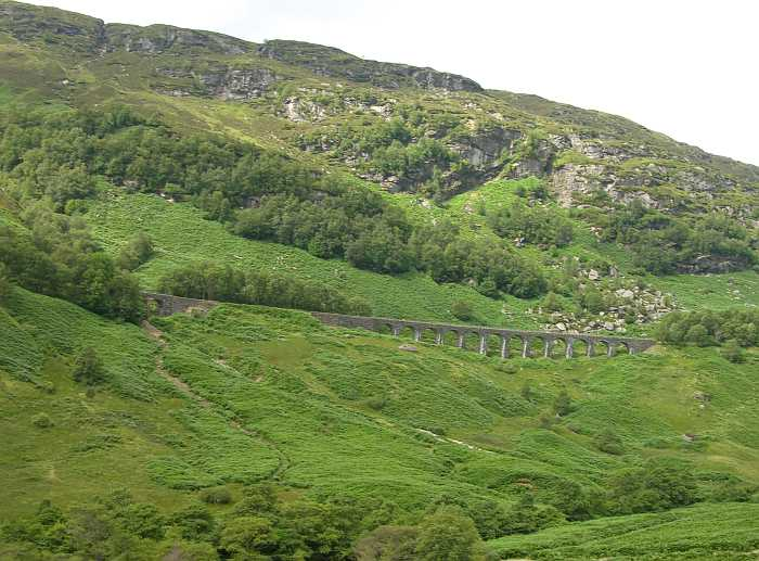 Glen Ogle Kendrum Viaduct