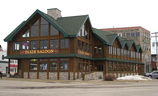 Dixie Saloon, formerly known as the Dixie Tavern