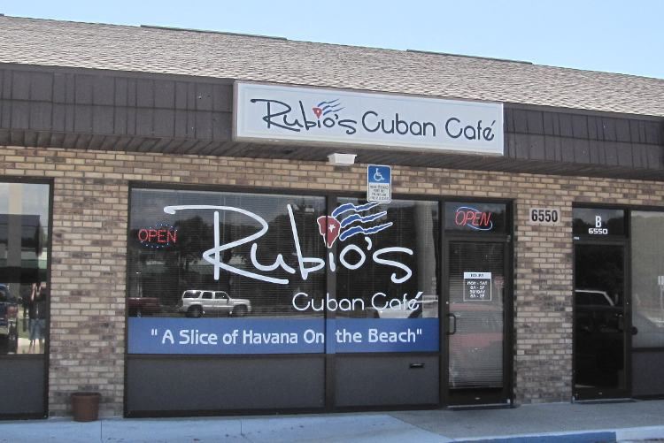 Rubio's Cuban Cafe - Cocoa Beach, Florida