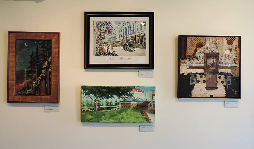 art for sale - Mackinac Island Art Museum