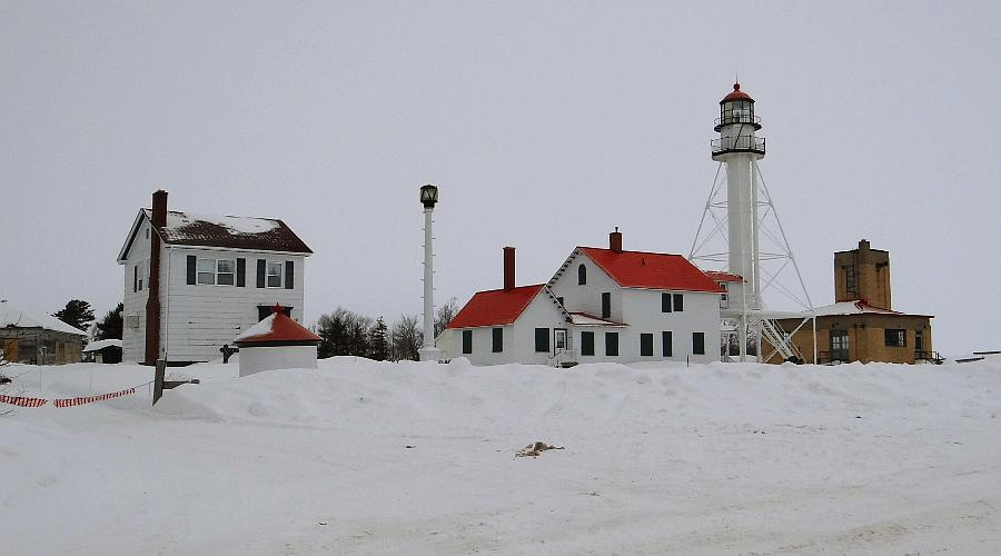 Whitefish Point Lighthouse Station - Michigan's Upper Peninsula