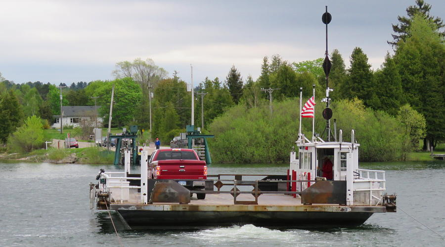 Ironton Ferry