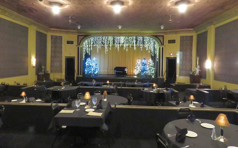 Majestic Theater Restaurant