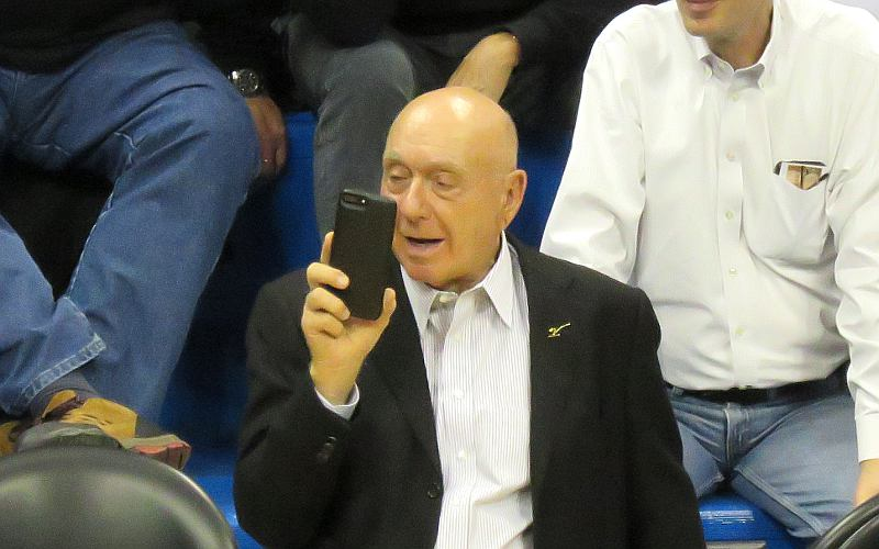 Dick Vitale - ESPN TV announcer