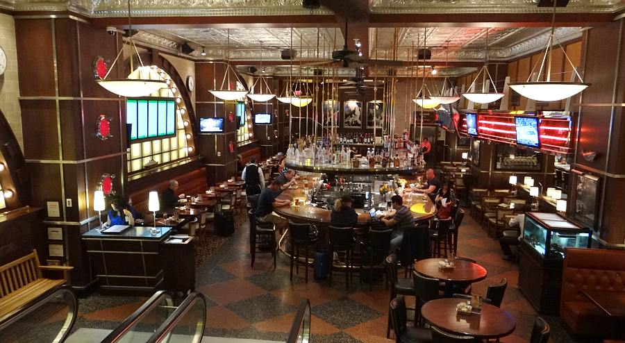 Pappadeaux Seafood Kitchen Dallas Airport