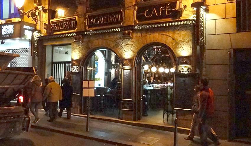 Street Cafe Al