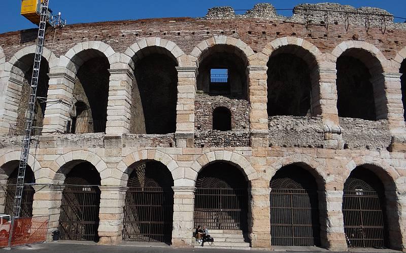 Verona Arena Arena Di Verona